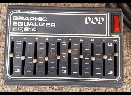 DOD EQ-610 Graphic Equalizer