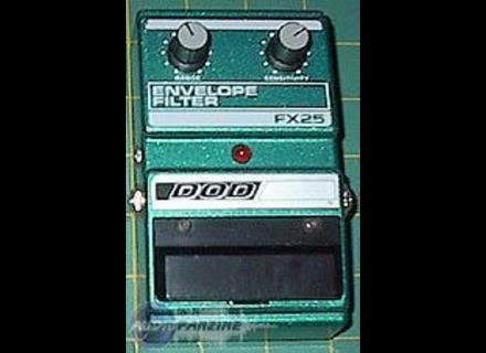 DOD FX25 Envelope Filter