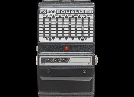 DOD FX40B Equalizer