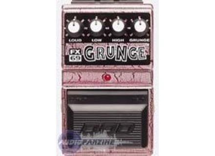 DOD FX69 Grunge