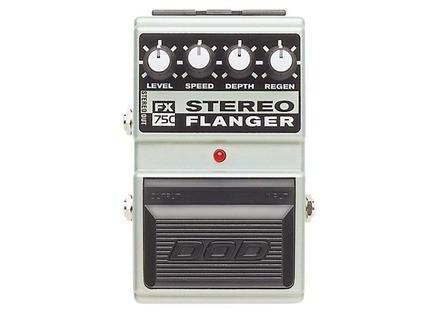 DOD FX75C Stereo Flanger