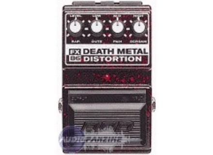 DOD FX86B Death Metal Distortion