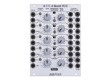 Doepfer A-111-4 Quad Precision VCO