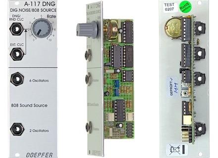Doepfer A-117 Digital Noise / Random Clock / 808 Sound Source