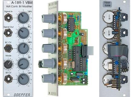 Doepfer A-189-1 Voltage Controlled Bit Modifier / Bit Cruncher