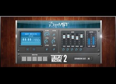 DopeVST Beat Machine 2.0