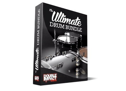 Double Impact Drums The Ultimate Drum Bundle