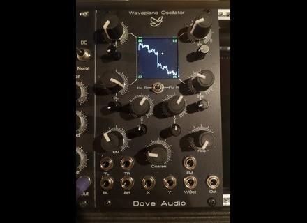 Dove Audio Waveplane