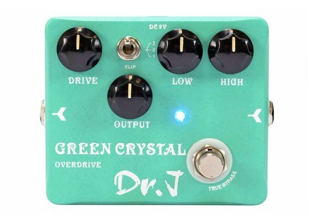 Dr.J D50 Green Crystal Overdrive