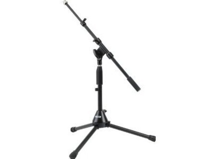DR Pro DR256 MS1500BK Low Profile Mic Boom Stand