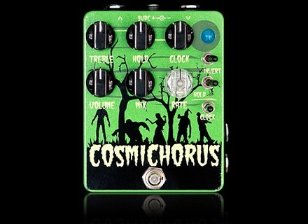 Dr. Scientist Cosmichorus V3
