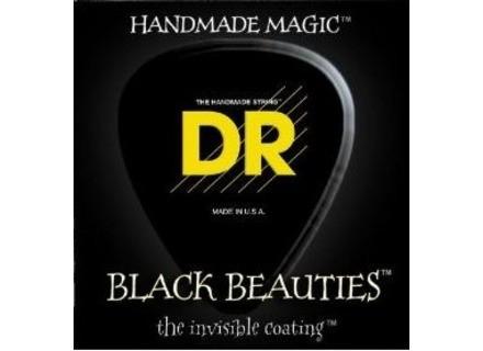 Dr Strings Black Beauties Bass