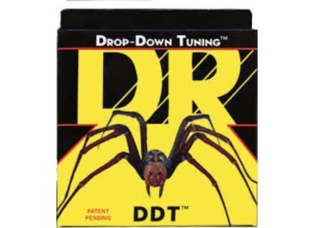 Dr Strings Drop-Down Tuning Electric DDT-11 Extra Heavy 11-54