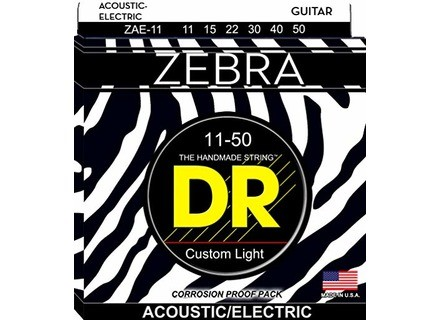 Dr Strings Zebra