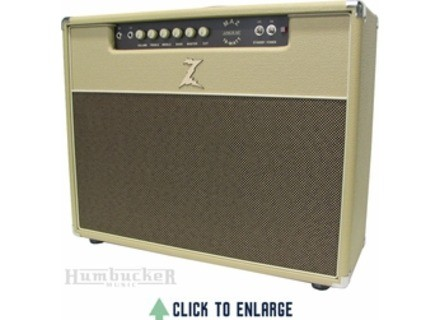 Dr. Z Amplification Maz 18 Jr NR 2x12 Combo - Blonde