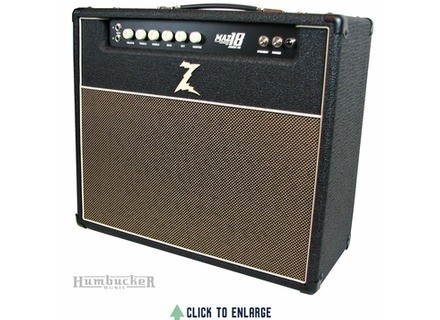 Dr. Z Amplification Maz 18 Jr NR Combo - Black