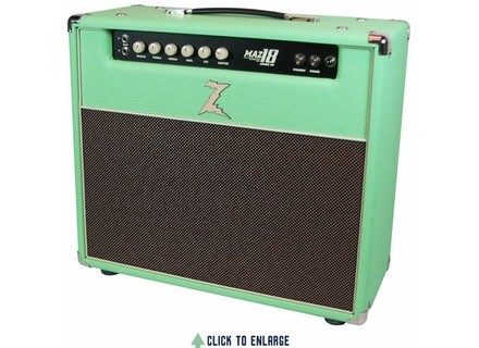 Dr. Z Amplification Maz 18 Jr NR Combo - Surf Green
