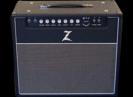 Dr. Z Amplification Maz 18 Jr Reverb Combo - Black