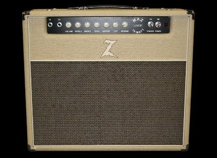 Dr. Z Amplification Maz 18 Jr Reverb Combo - Blonde