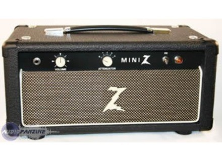 Dr. Z Amplification Mini Z