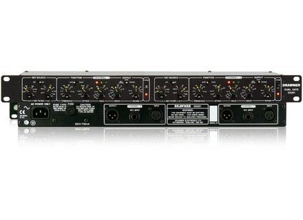 Drawmer DS201 Dual Noise Gate