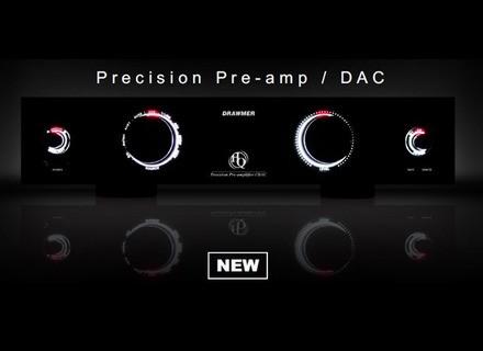 Drawmer HQ Precision Pre-amp / DAC