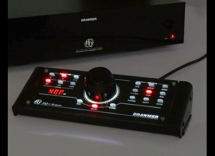 Drawmer HQr Remote for HQ Preamp
