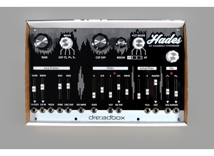 Dreadbox Hades DIY
