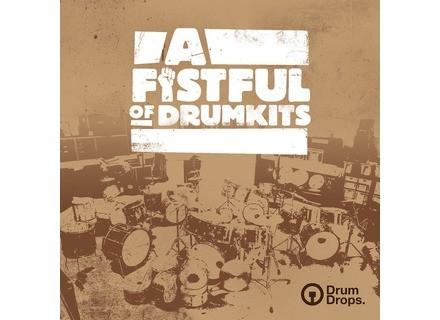 Drumdrops A Fistful of Drumkits