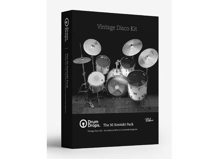 Drumdrops Vintage Disco kit