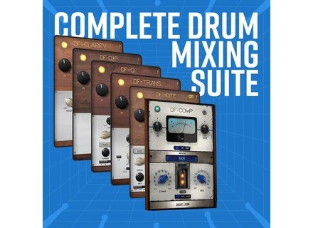 Drumforge Complete Drum Mixing Suite
