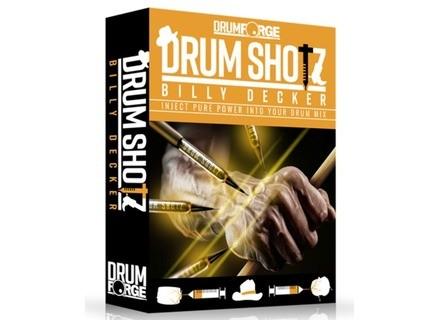 Drumforge Drumshotz Billy Decker