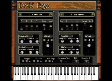 DSK Music B3x [Freeware]