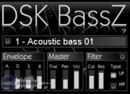 DSK Music BassZ [Freeware]