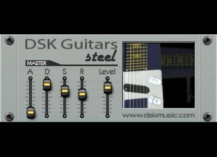 DSK Music DSK Guitars [Freeware]