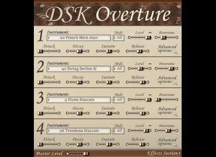 DSK Music Overture