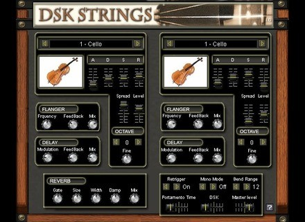 DSK Music Strings [Freeware]