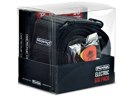 Dunlop Electric Gig Pack
