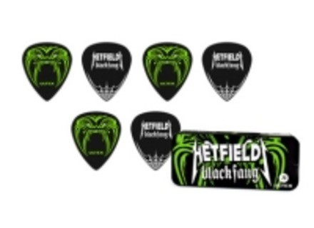 Dunlop Hetfield Black Fang