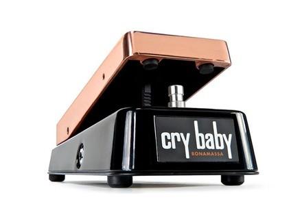 Dunlop JB95 Joe Bonamassa Signature Cry Baby