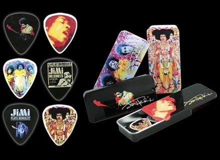 Dunlop Jimi Hendrix Are You Experienced