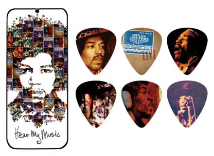 Dunlop Jimi Hendrix Hear My Music