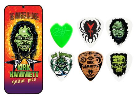 Dunlop Kirk Hammett Signature Picks