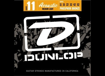 Dunlop Phosphor Bronze Acoustic