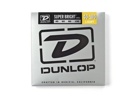 Dunlop Super Bright Steel Bass