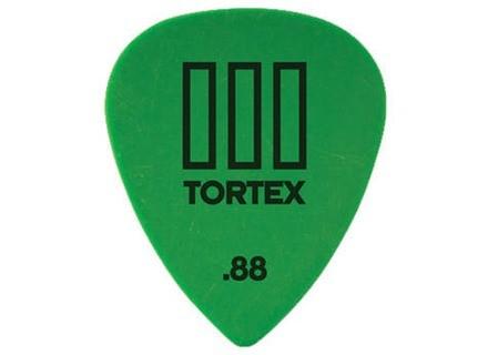 Dunlop Tortex TIII .88 mm