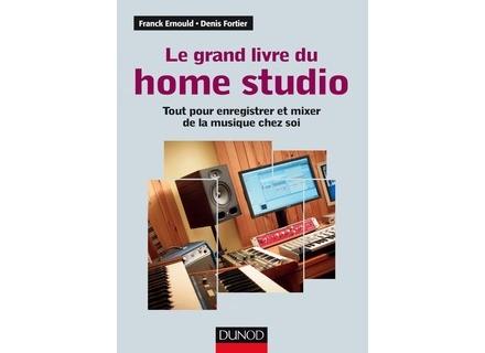 Dunod Le grand livre du home studio