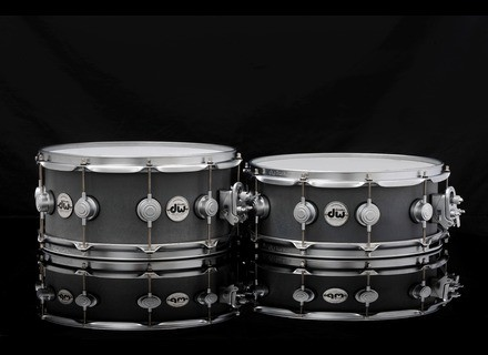 DW Drums Collector's Series Concrete - 6.5x14""