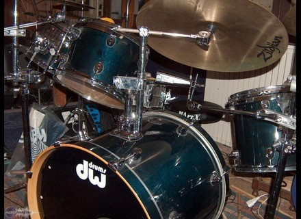 DW Drums CX