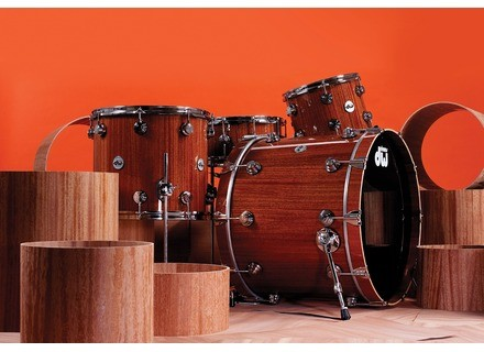DW Drums Maple Mahogany